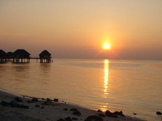 Club Med Kani : Sunset at Kani