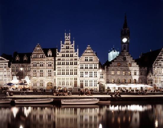 Фландрия, Бельгия: Gante