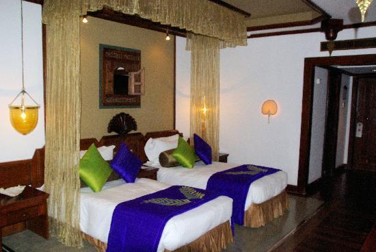โรงแรมรอยัล ปาล์ม บีช: chambre