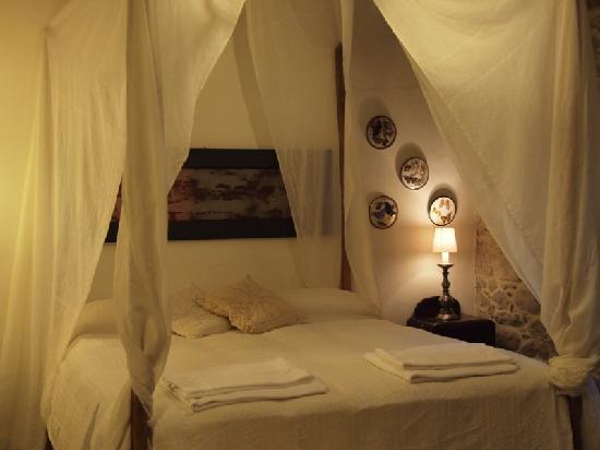 Il Sole del Sodo: camera da letto