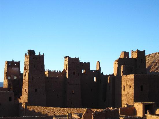 guest house Kasbah Ellouze: ancienne kasbah du Glaoui