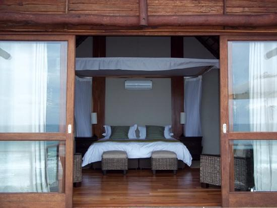 Massinga Beach Lodge: Room from our private patio