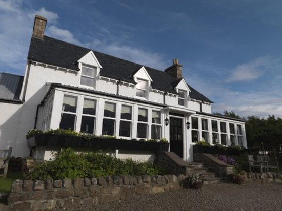 The Summer Isles Hotel and Restaurant: The Hotel main building