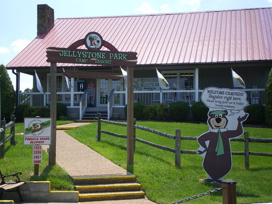 Nashville Jellystone Park: You're always welcome at Jellystone!