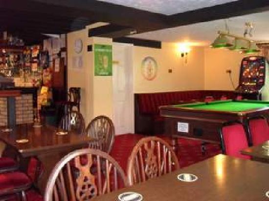 The Bush Inn: Bar Area