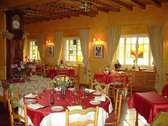 Auberge des Chasseurs : Restaurant gastronomique