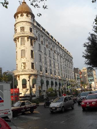 Hotel Imperial Reforma: front of the hotel