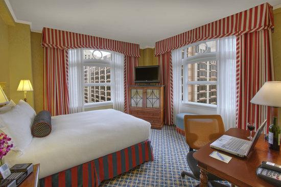Serrano Hotel: Queen Deluxe