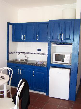 Las Gaviotas: cucina