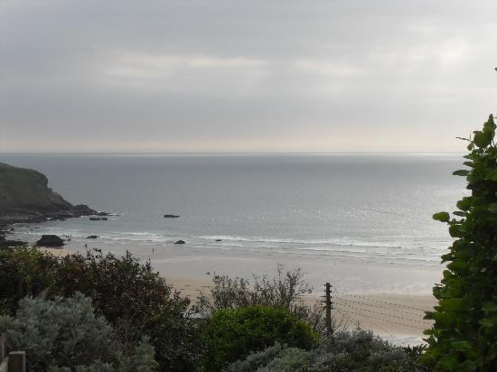Bedruthan Hotel & Spa: wake up every morning to the fantastic view