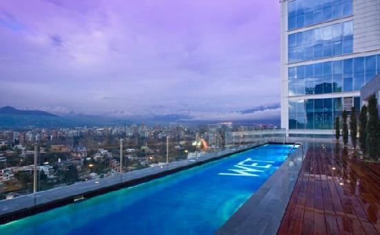 W Santiago Updated 2017 Prices Amp Hotel Reviews Chile