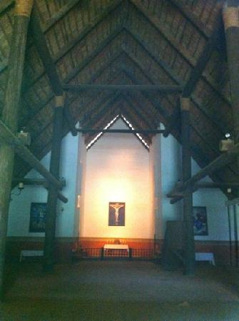 Mission San Luis de Apalachee: Catholic Church