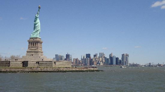 Nueva York, Estado de Nueva York: Liberty Island