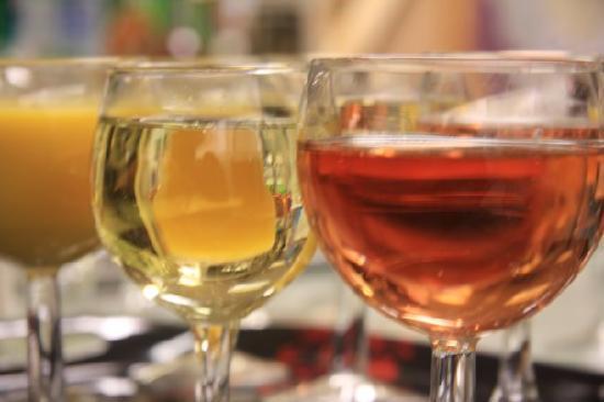 Taste Restaurant: drinks
