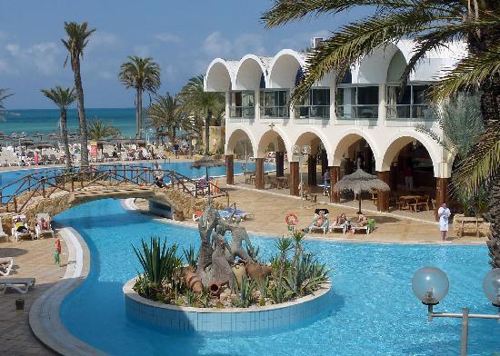 Club Marmara Zahra : piscine narjess