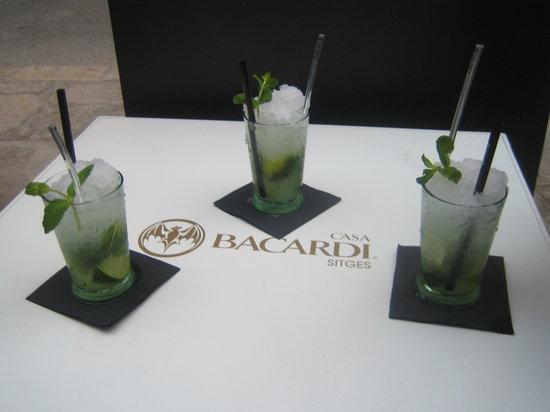 Casa Bacardi Sitges: Mojito