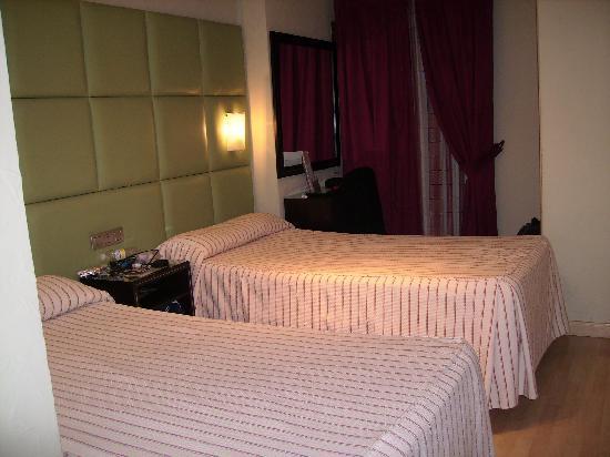 Hotel Presidente: mobiliario moderno