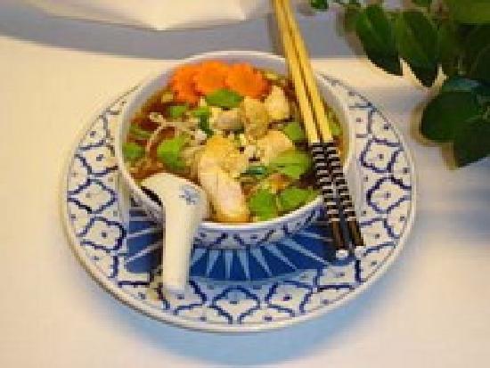 Restaurant Little Thai: Noodlesoup