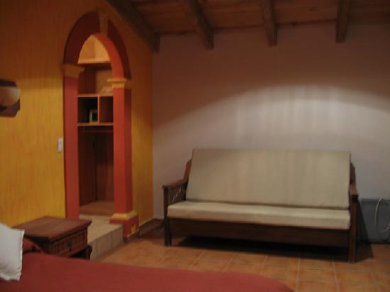 Hotel Parador Margarita: Room with king size bed