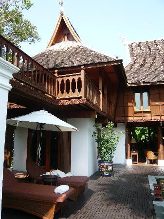 The Dhara Dhevi Chiang Mai: Villa 99