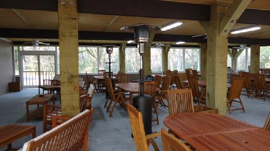 Live Oak Landing, an RVC Outdoor Destination: Activities Pavilion