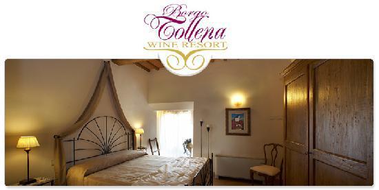 Borgo Tollena: Signorina Vittoria Apartment