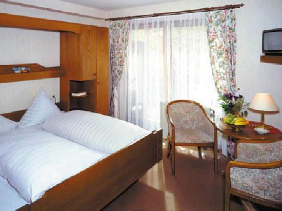 Hotel-Restaurant Löwen: Hotelzimmer
