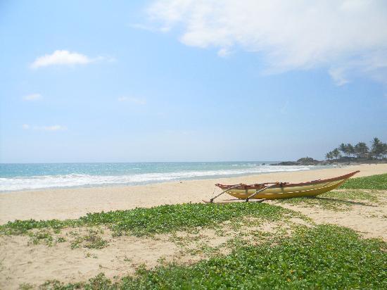 เฮอริแท้นซ์ อาฮังกัลลา: Beach