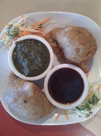 Masala Indian Cuisine: samosa