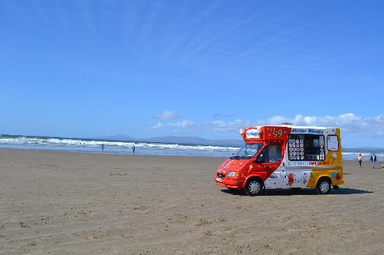 Fin McCool Surf Lodge : Ice-cream