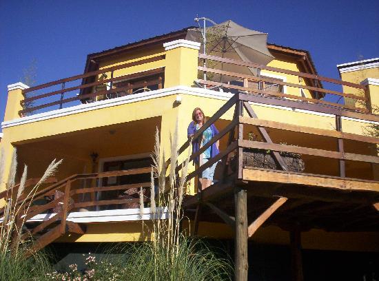 Los Reartes, Argentina: Club house