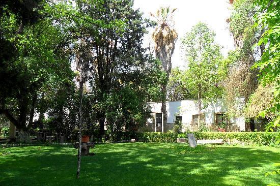 Hotel Rancho El Morillo : Gardens in front of Rooms