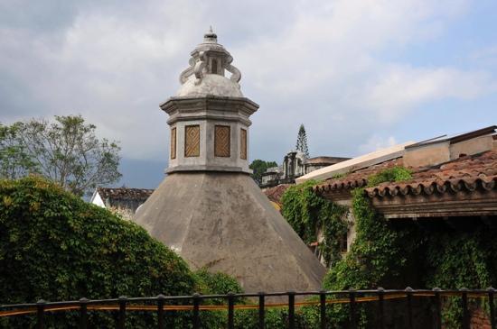El Convento Boutique Hotel: Vista desde la terraza