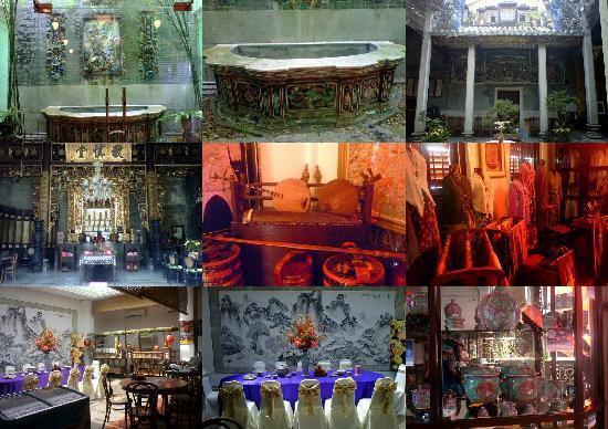 พิพิธภัณฑ์ปีนังเปรานากัน: Penang Peranakan Mansion