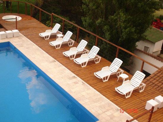Pinamar Resort: Piscina