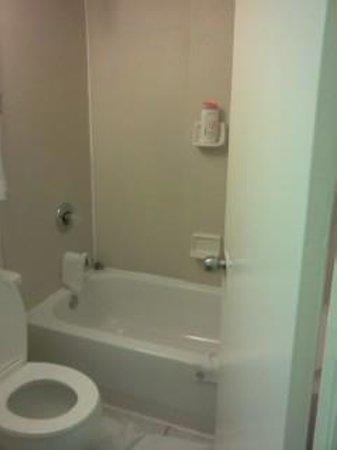 Howard Johnson Enchanted Land Hotel Kissimmee FL: bathroom