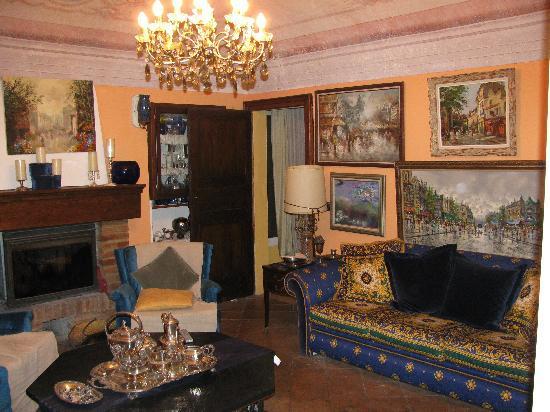 Mombello Monferrato, Italia: The Tea Room