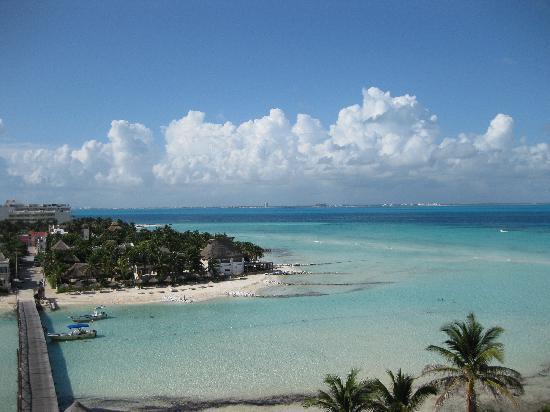 Mia Reef Isla Mujeres: hermosa vista