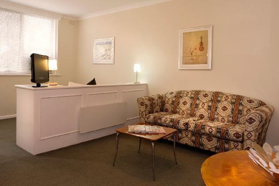 Apartments on Flemington: Studio Apartment