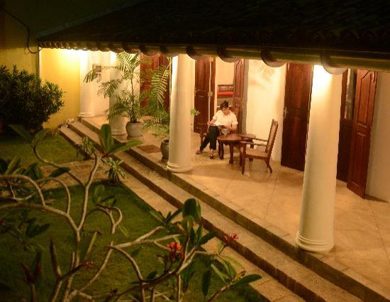 Galle Heritage Villa by Jetwing : The Galle Heritage Villa