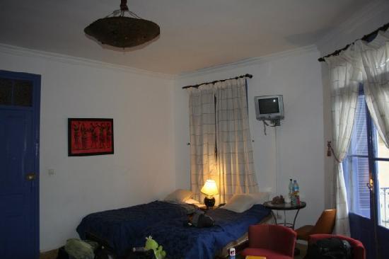 Hotel Central: chambre quadruple