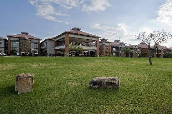 The Royal Marang Hotel: Outside view