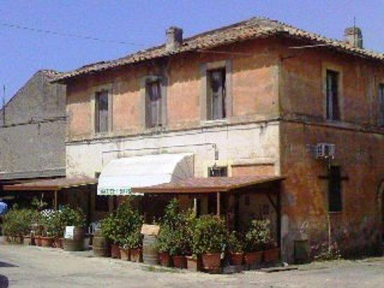 Pomezia, Italien: Antichi Sapori Regionali: location