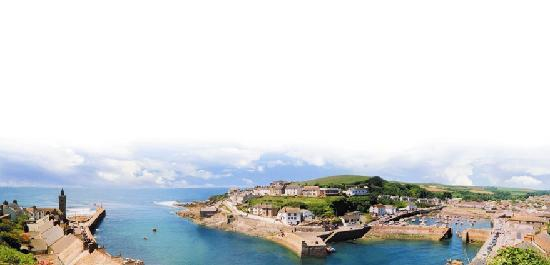 Porthleven, UK: Views from the Hotel
