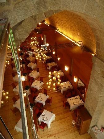 Nogueira de Ramuin, إسبانيا: Restaurant