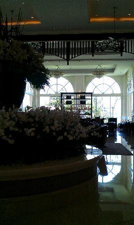 Sofitel Phnom Penh Phokeethra : nice lobby area
