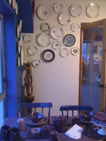 Clondanagh Cottage : lovely breakfast  room