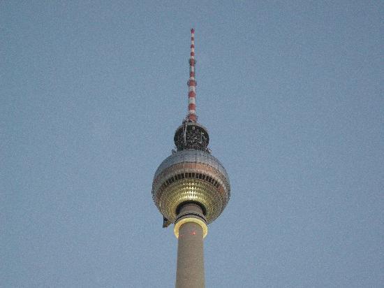 Ibis Budget Berlin Alexanderplatz: Fersehturm