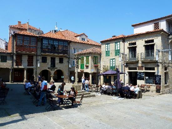 Ποντεβέδρα, Ισπανία: Praza da Leña, Pontevedra