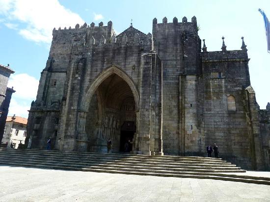 Tui, España: Kathedrale Santa Maria